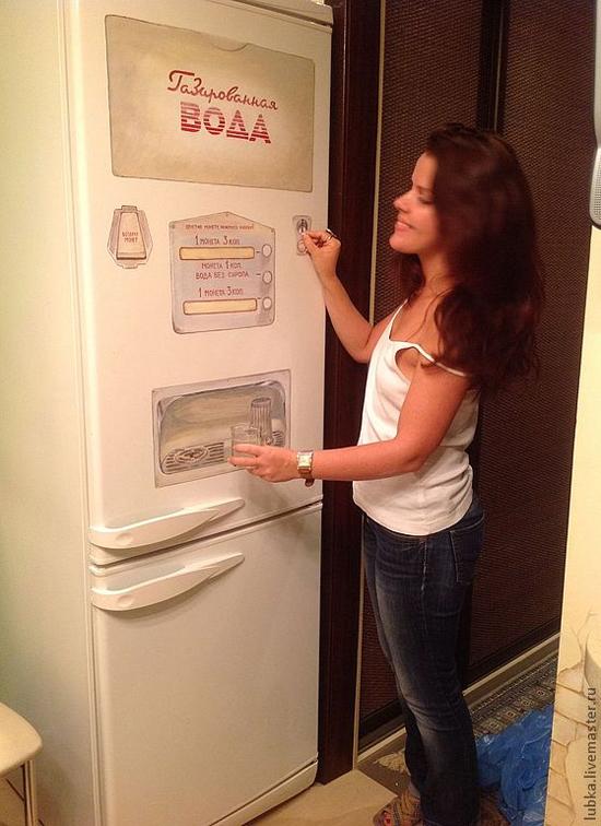 Холодильник на море своими руками 82